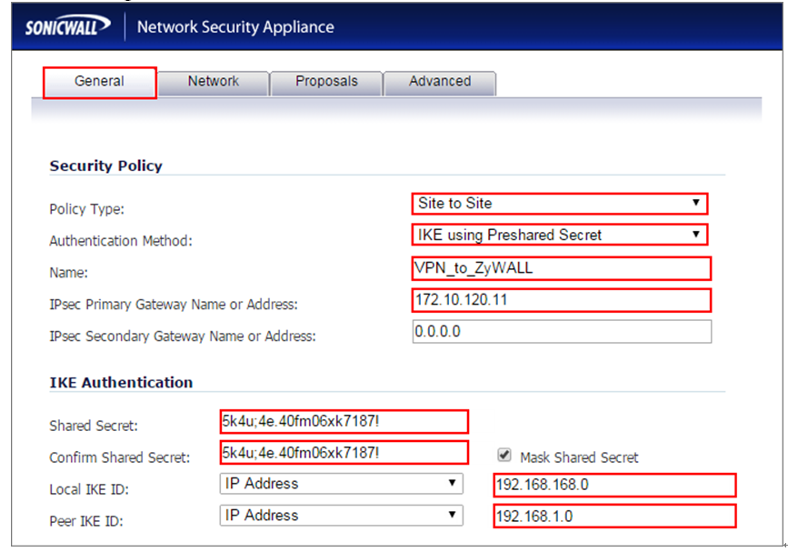 searchArticle!viewBlob - Sonicwall Site To Site Vpn Not Connecting